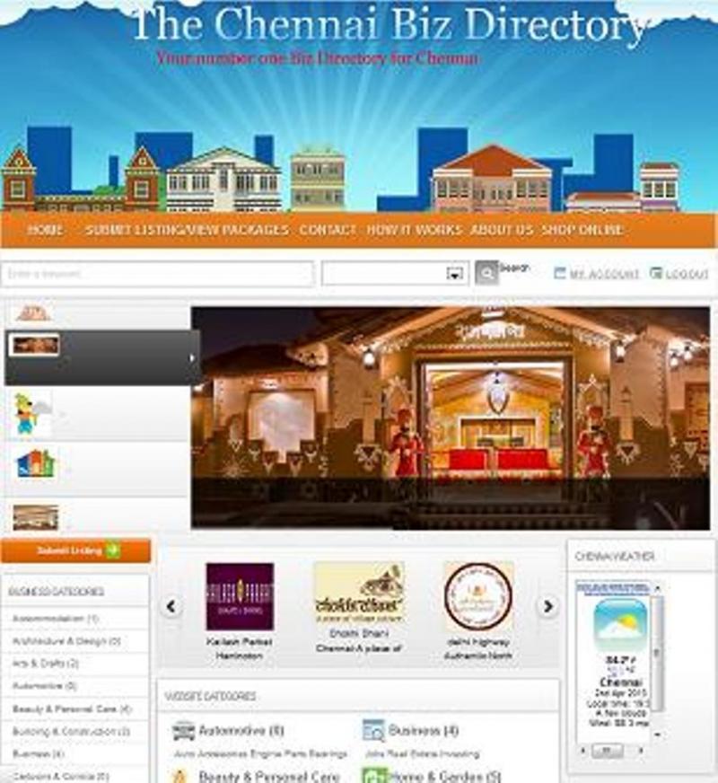 Chennai Biz Directory